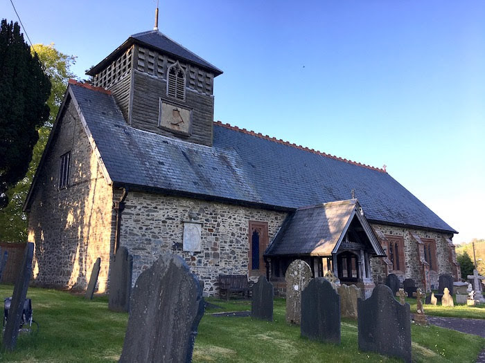 Tower Project completed at village church