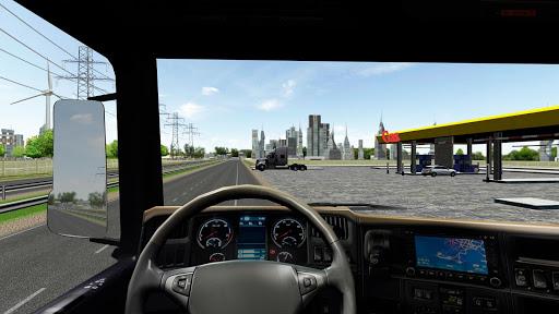 Truck Simulator 2015 - トラックの運転