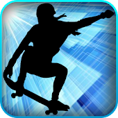 Highway Skateboard Surfers