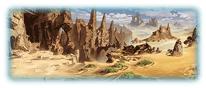 シェム砂漠