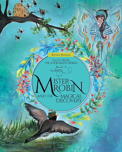 Mister Robin and the Magical Discovery cover