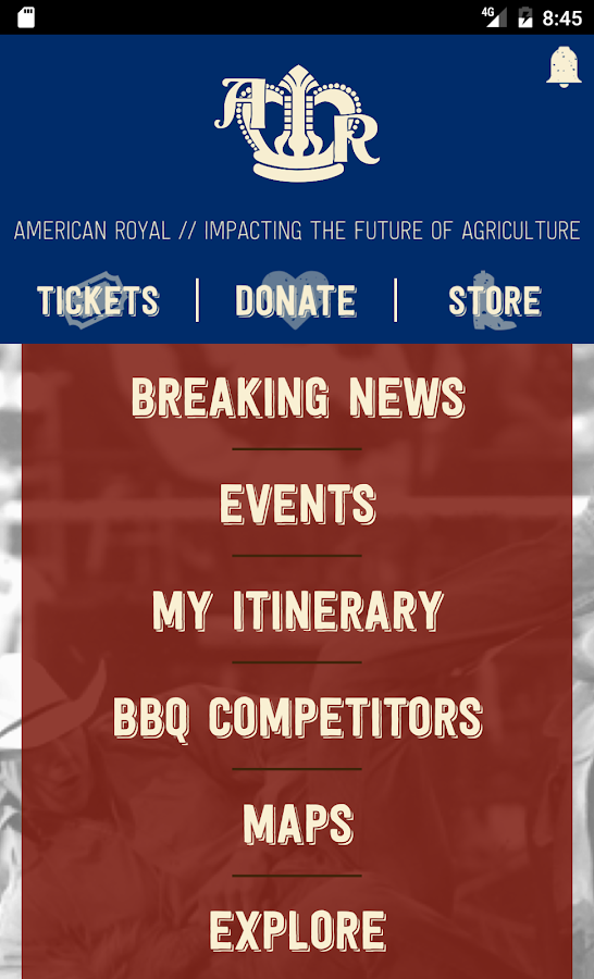 American Royal- screenshot