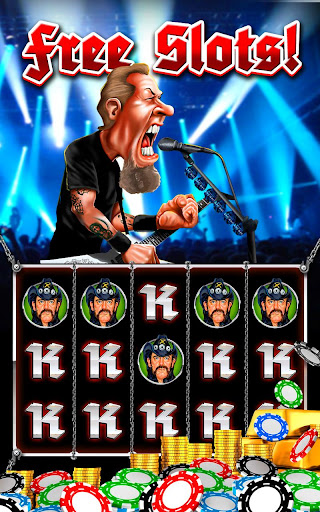 Heavy Metal Free Slot Machines