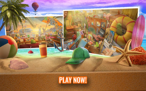 Summer Vacation Hidden Object Game 2.2 screenshots 14