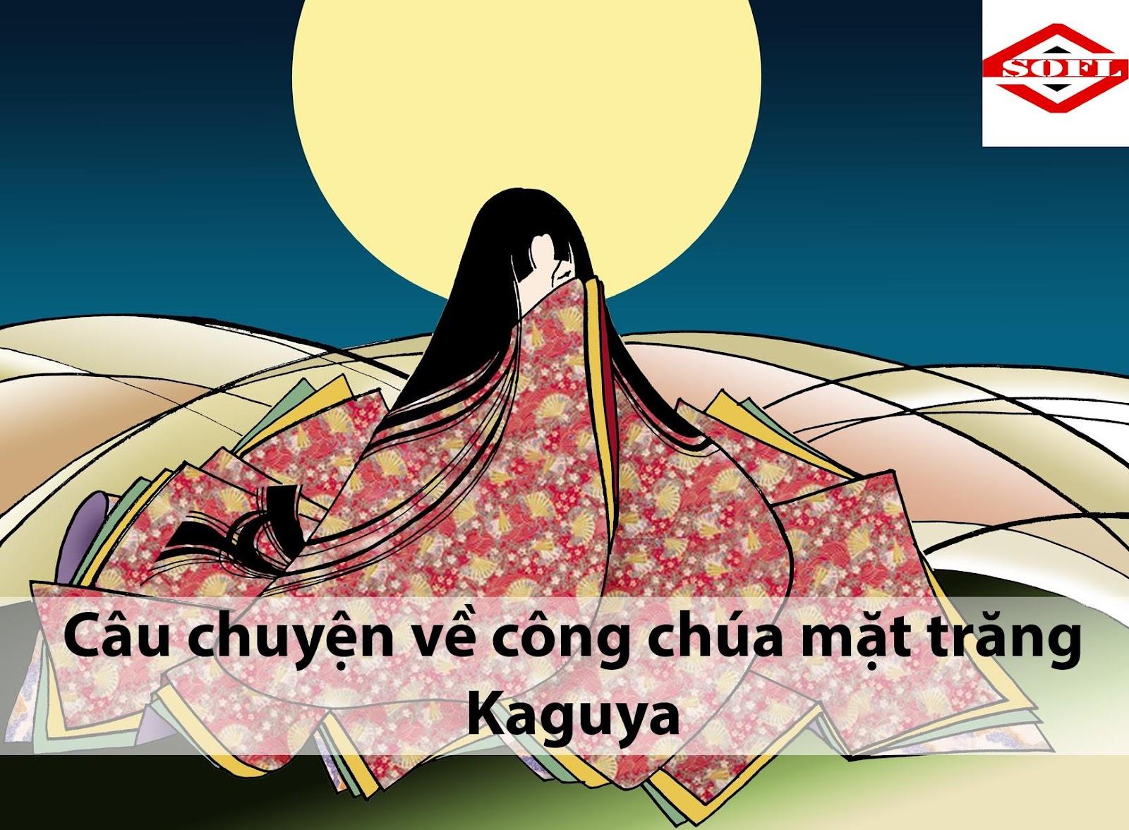 Câu chuyện về công chúa mặt trăng Kaguya