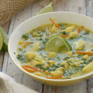 Thai Fish Soup Recipes