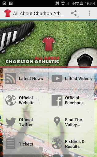 All About Charlton Athletic