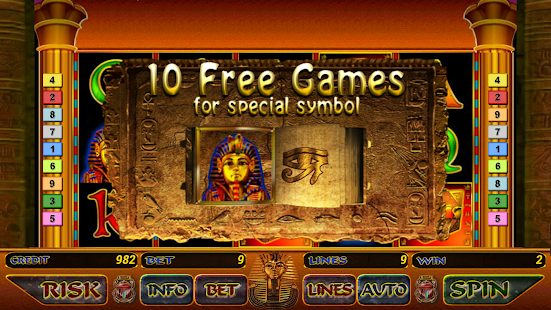 Book of Egypt Slot Free- screenshot thumbnail