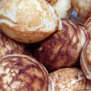 Ebelskiver (Danish Pancake Balls)