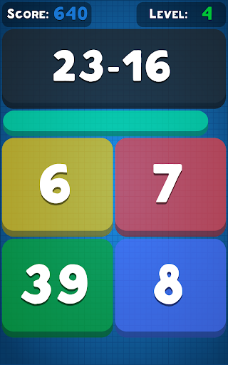 Math game: times tables and solving problems apkmind screenshots 3