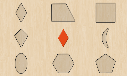 Learn the Shapes