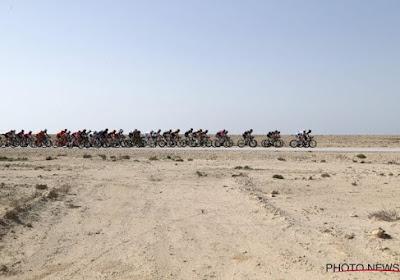 ASO pakt uit met een nieuwe wielerwedstrijd op de kalender: de Ronde van Saoedi-Arabië