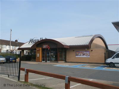 Pizza Hut On Chaul End Lane Restaurant Pizzeria In Town