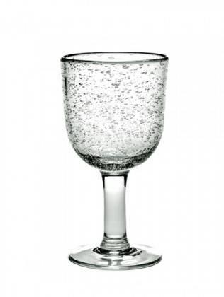 PURE rode wijnglas - set van 4