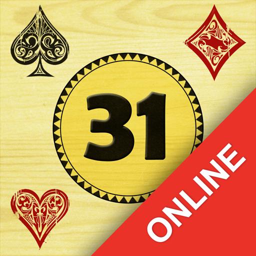 Hosn Obe (31, Schwimmen) Online Kartenspiel