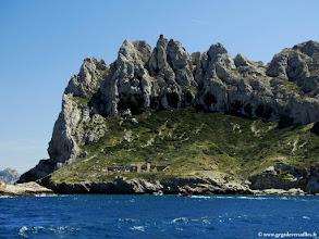 Photo: #021-Les Calanques de Marseille, île Maire.