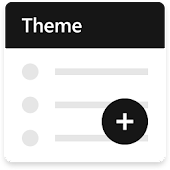 Theme — Light Black