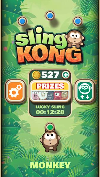 Sling Kong v2.4.0 [Mod Money/Unlock/Ad-Free]