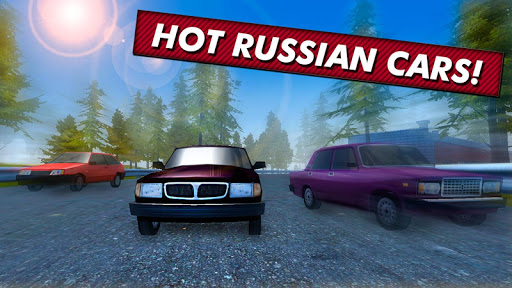 Russian Lada Drift Racing 3D