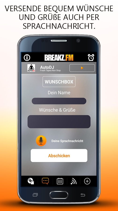 Breakz.FM - Webradio- screenshot