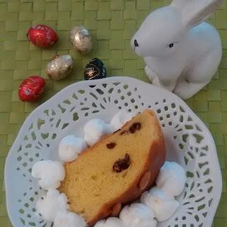 Saffron Easter Braid (bread machine method).