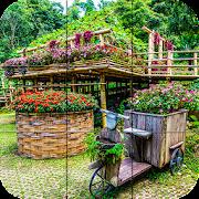 Puzzle - Beautiful backyard