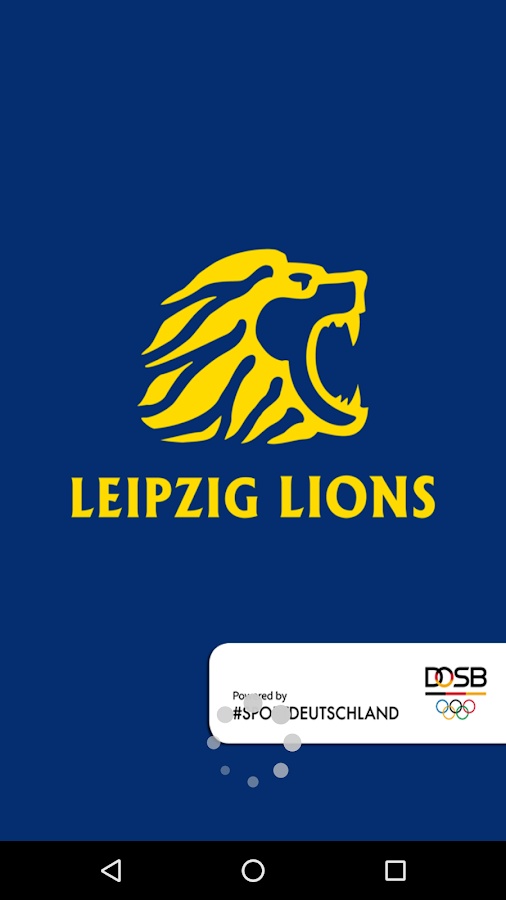 Leipzig Lions- screenshot