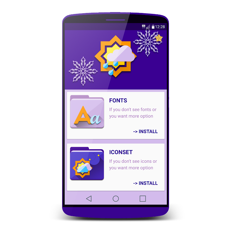 Material Widgets, Weather Home APK 3 1 Download - Free