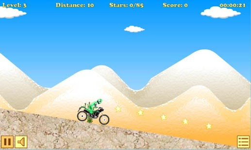 Motorbike Racing- screenshot thumbnail