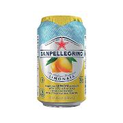 Canned San Pellegrino