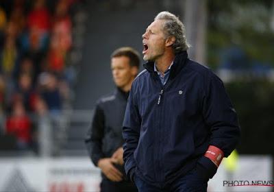 """Michel Preud'homme spreekt over speler die zal vertrekken: """"Gevoel dat we aan het lijntje zijn gehouden"""""""