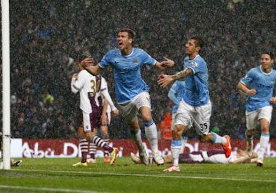 Manchester City se rapproche du titre