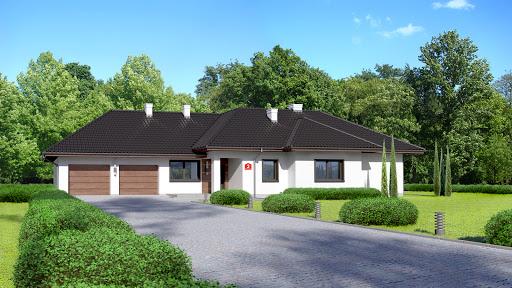 projekt Dom przy Parkowej 3
