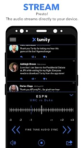 Tunity : Hear any muted TV 2