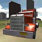 Truck Driving Simulator HD Icon