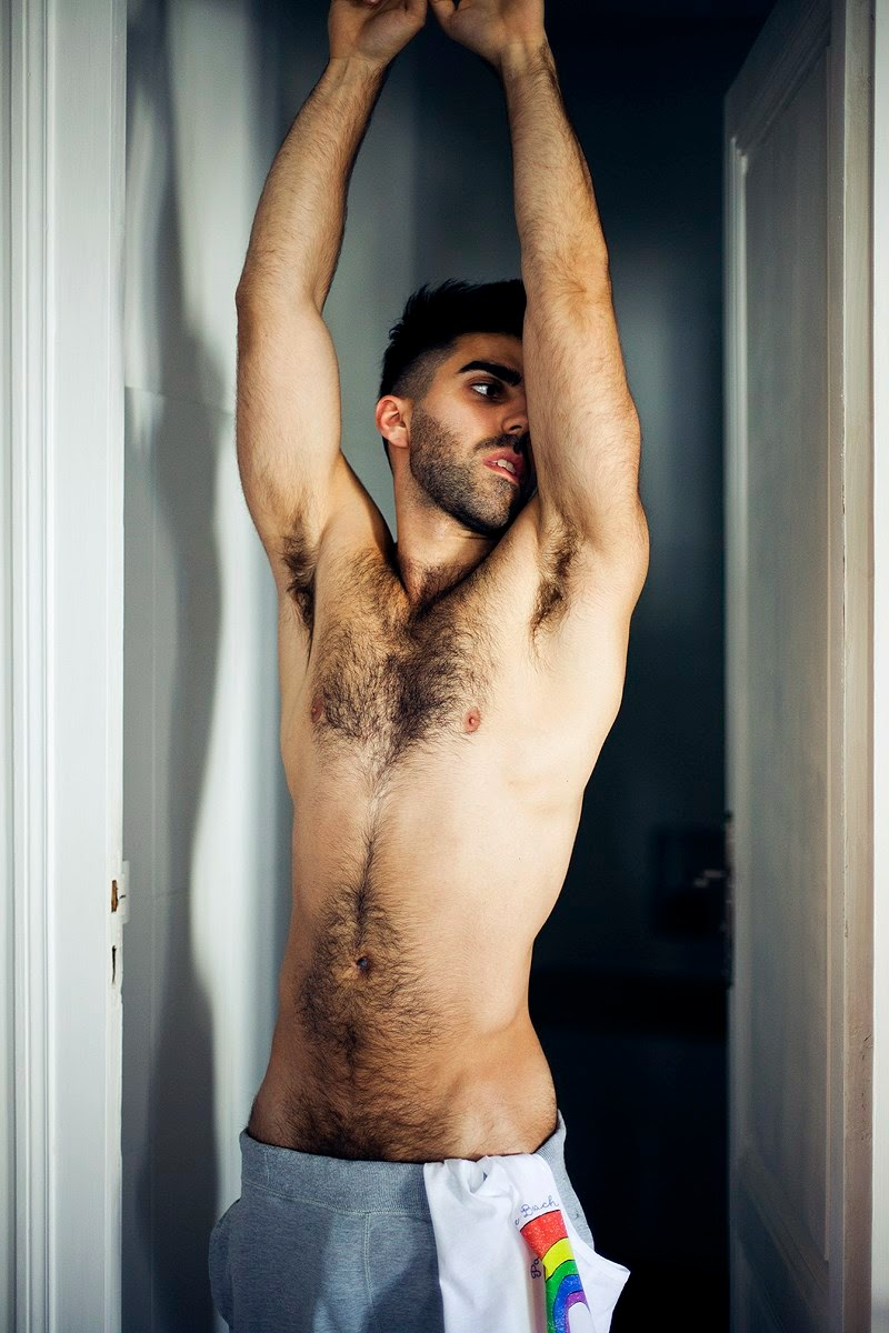 Hairy armpit chest pubic gay sex mobile 8