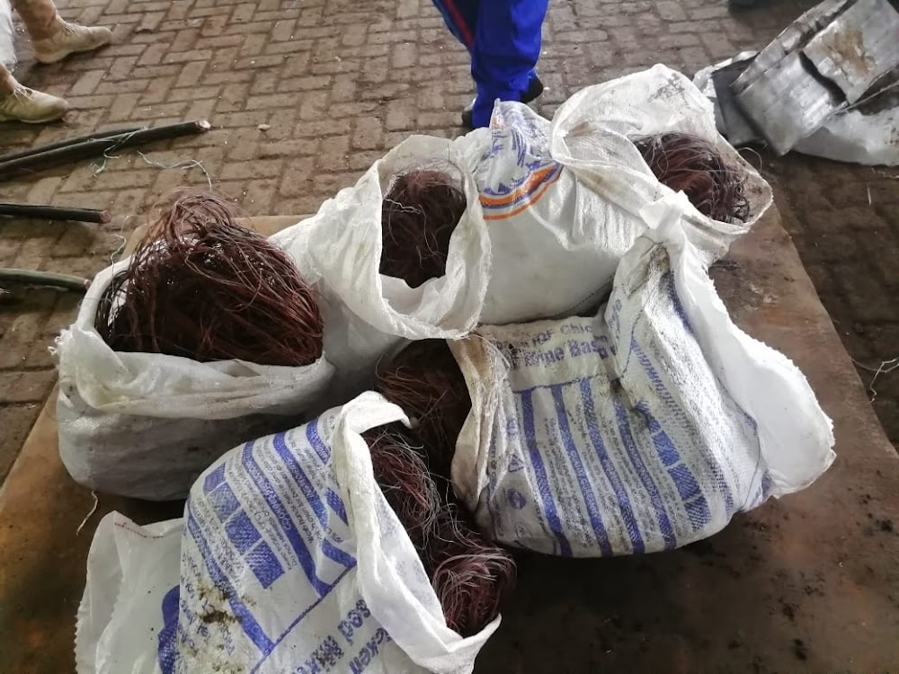 Trio suspected of stealing Telkom copper cables arrested in Durban - SowetanLIVE