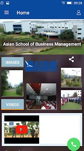 ASBM Admission App- screenshot thumbnail