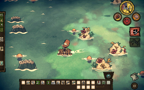 Don't Starve: Shipwrecked 5