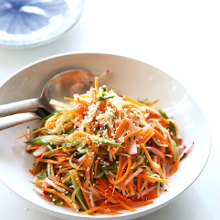 Pickled Ginger Salad Recipes