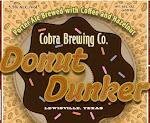 Cobra Donut Dunker