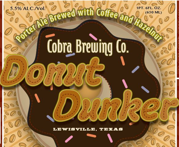 Logo of Cobra Donut Dunker