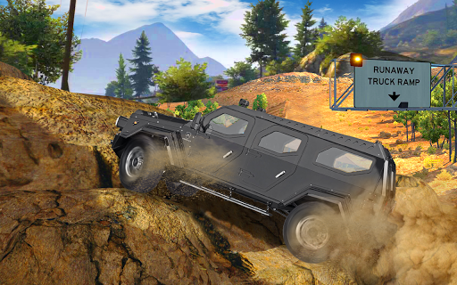 4X4 SUV Offroad Drive Rally modavailable screenshots 7