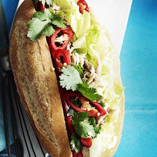 Chicken Banh Mi.