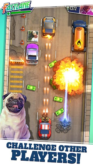 Fastlane: Road to Revenge- screenshot thumbnail