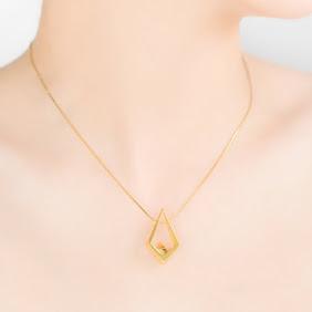 HIDDEN HEART : Lightron, pendant