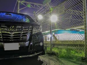 アルファード 30系 H29年式S・Aタイプブラックのカスタム事例画像 takebou😱ビビリーズ😱さんの2019年04月29日08:27の投稿
