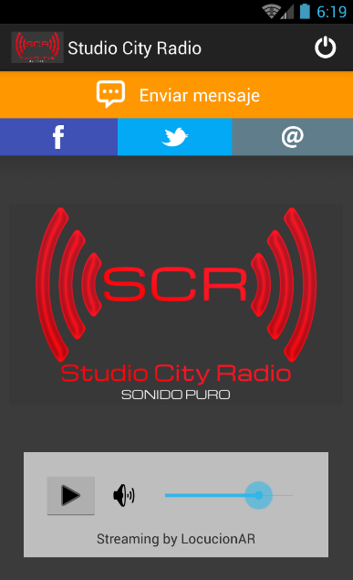 Studio City Radio- screenshot