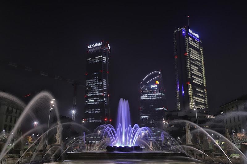Skyline milanese. di emanuela_grandi