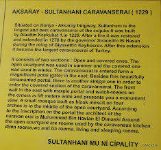 Photo: Sultanhani Caravanseri